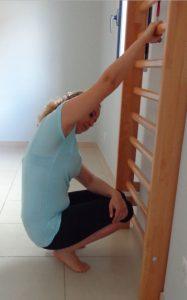 souplesse épaule droite
